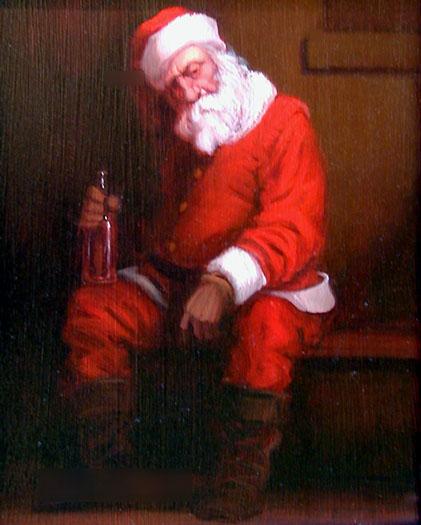 Der Weihnachtsmann will nicht mehr!!